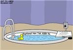Baptismal Hot Tub