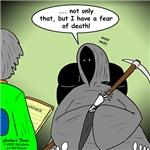 Death Afraid of Dying