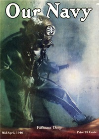 WWII NAVY DIVER