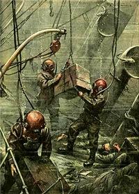 Deep Sea Salvage Divers