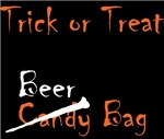 Trick or Treat Beer Bag