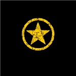 Yellow Star Circle