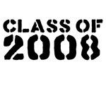 Class of 2008 wht