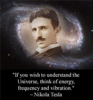 Nikola Tesla Universe