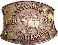 Wyoming Centennial Men's Clothing