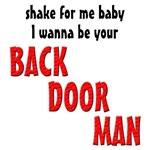 shake for me baby I wanna be your back door man