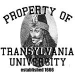 Property of Transylvania University  Vlad the impa