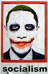 Obama the socialist joker president