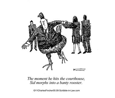 Banty Rooster Lawyer