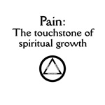 Pain the Touchstone of Spiritual Growth (Light)