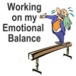 Working on My Emotional Balance