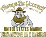 Be A Marine