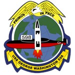 USS George Washington - SSBN 598