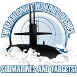 Submarines And Targets