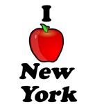 I Apple New York