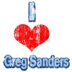 Vintage I Heart Greg Sanders 2