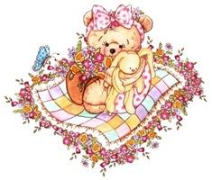 Bear With Bunny