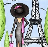 Eifel Tower Fashion