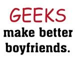 Geeks make better boyfriends