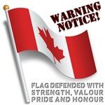 Canadian FlagDefense