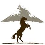Rising Horse Mountain