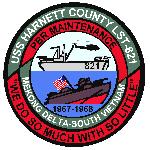 USS Harnett County (LST 821)