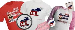 Bull Moose Party Gear