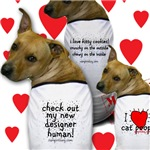 Designs by Canines!  For Dogs Only!