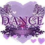 Dance Forever by Danceshirts.com