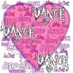 Dance Dance Dance by Danceshirts.com