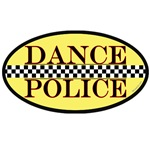 Dance Police Euro by DanceShirts.com