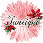 Twilight Pink Snow Flower by Twibaby