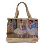 Degas Dance Class Dance Bags