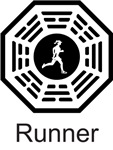 Women's Runner - Lost