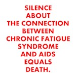 Silence About Chronic Fatigue Syndrome