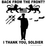 Salute the Veterans