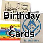 Masonic Birthday Cards