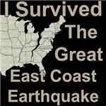 The quake!
