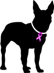 Bullterrier Breast Cancer Support