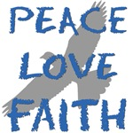 Peace Love Faith Gifts