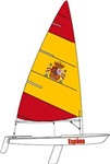 Spain Dinghy Sailing