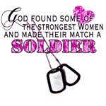God found some of the strongest Women...