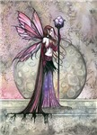 Moon Dream Fairy Fantasy Art