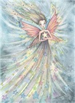 Arianna's Twinkling Star Fairy Fantasy Art