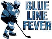 Blue Line Fever