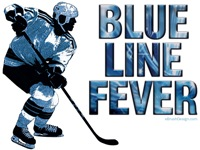 Blue Line Fever Hockey