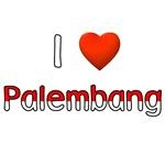 I Love Palembang
