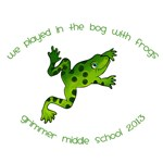 Grimmer Middle School Frogs