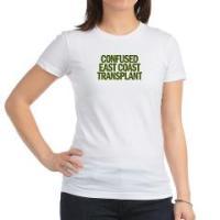 CONFUSED EAST COAST TRANSPLANT
