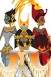 The Divas of Egypt